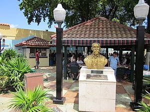 Domino Park Little Havana Miami Florida