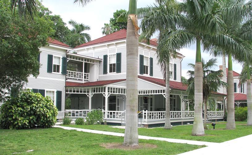 Edison Estate Seminole Losge