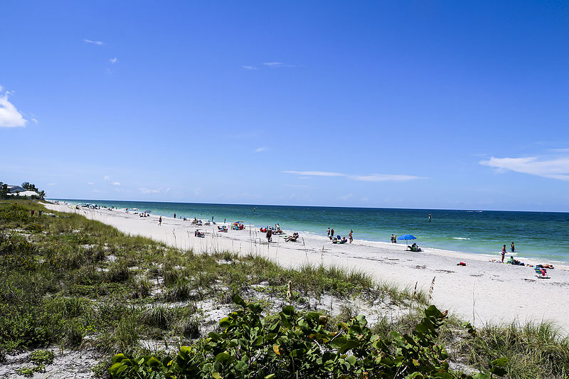 Old Englewood Quiet Beach Town On Florida Gulf Coast