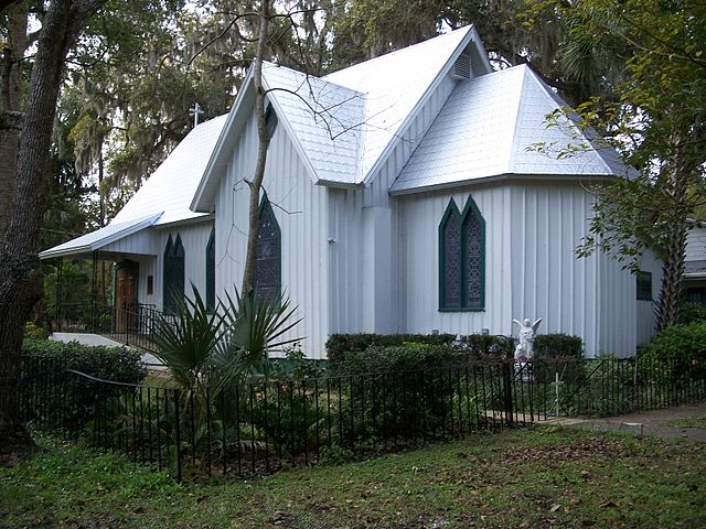 Enterprise Florida All Saints Episcopal Church