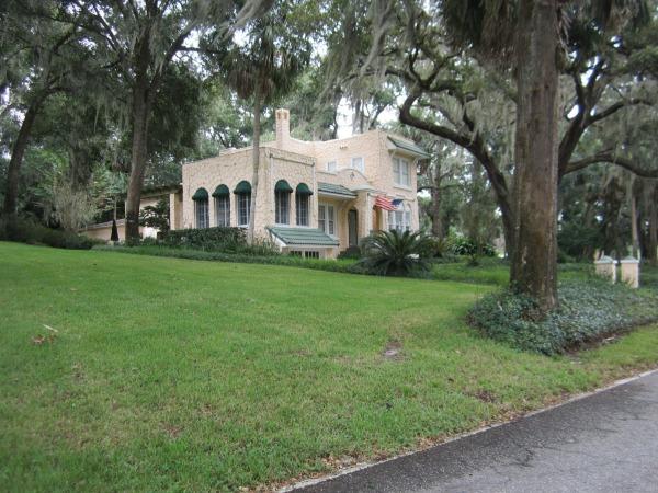 House on Hill, Eustis, Florida