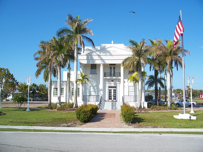 Everglades City - City Hall