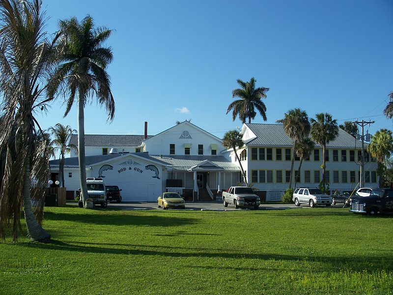 Everglades Rod and Gun Club