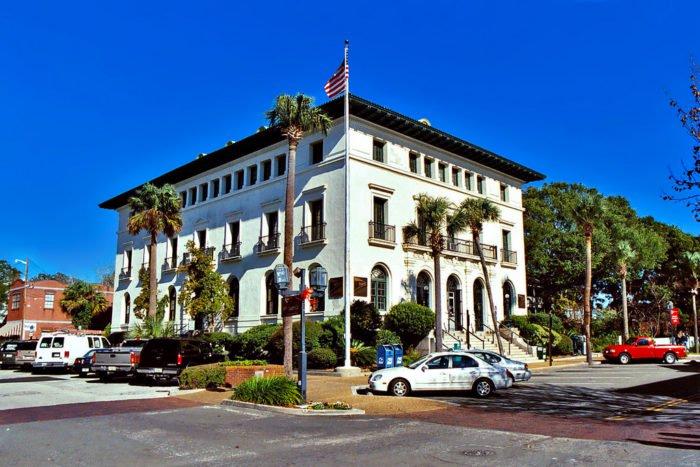 U.S. Post Office, Fernandina Beach