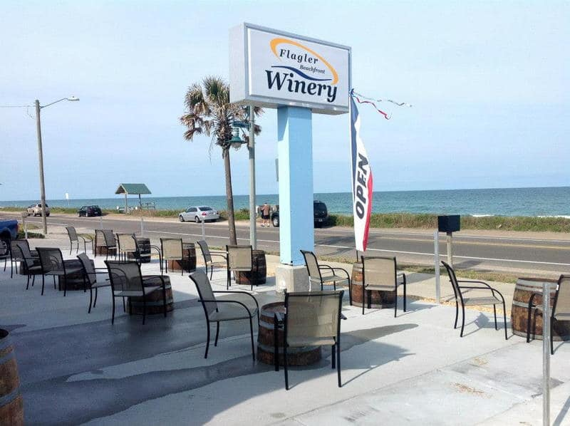 Flagler Beachfront Winery