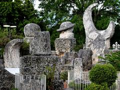 Florida Tourist Attractions Coral Castle