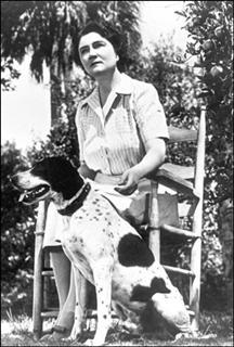 Florida Author Marjorie Kinnan Rawlings