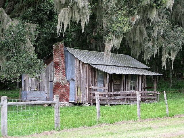Florida Cracker Pioneer Home