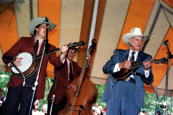 Bill Monroe, the Father of Bluegrass