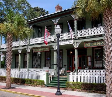 Florida House Inn in Fernandina Beach