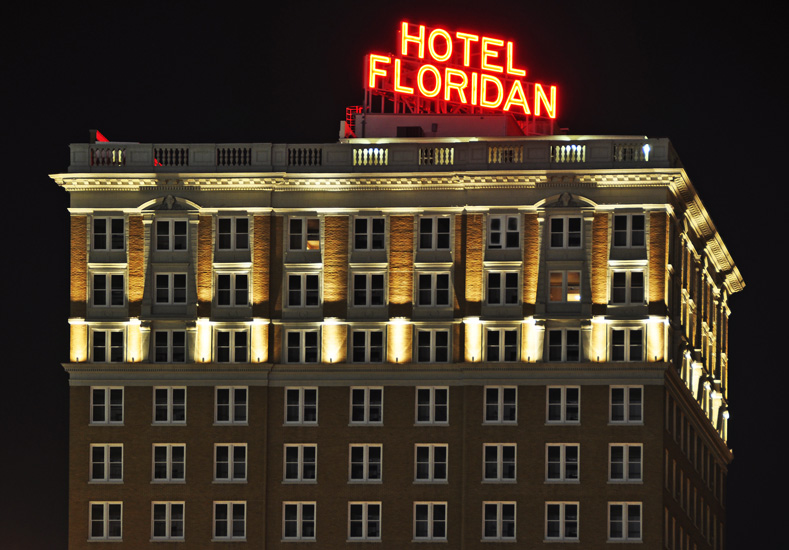 Floridan Hotel in Tampa