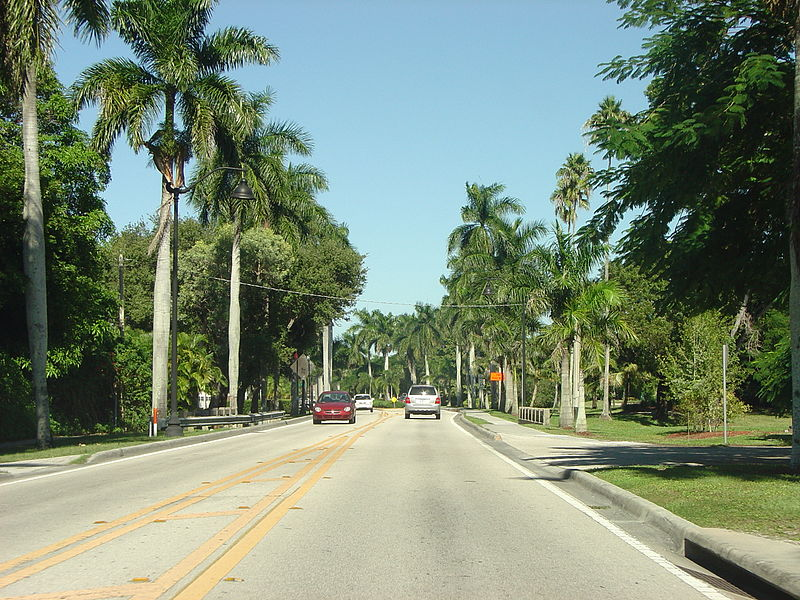McGregpr Bouleverd, Fort Myers