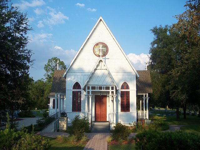 Holy Trinity Episcopal Church Fruitland Park