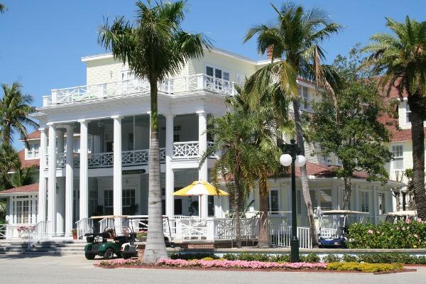 Gasparilla Inn, Boca Grande, Florida