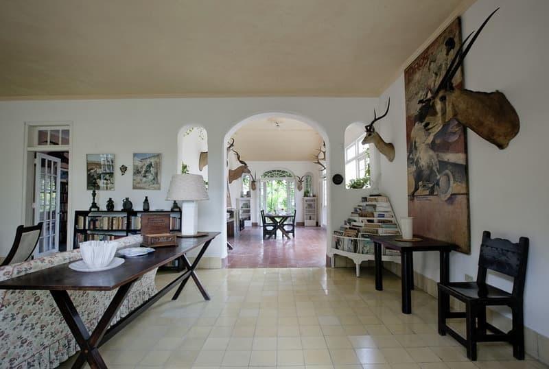 Hemingway Home Interior