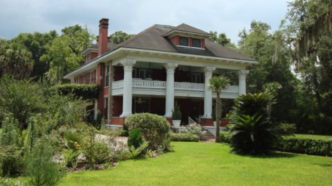 Herlong Mansion Micanopy Florida