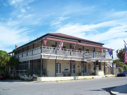 Florida Historic Hotels National Register Of Historic Places