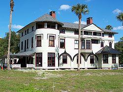 John B. Stetson Home, DeLand, Florida