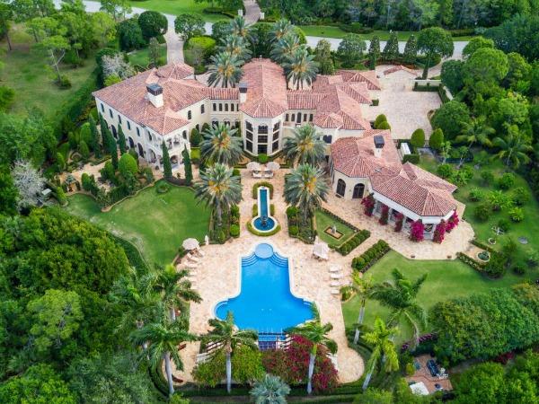 Home on Jupiter Island, Florida