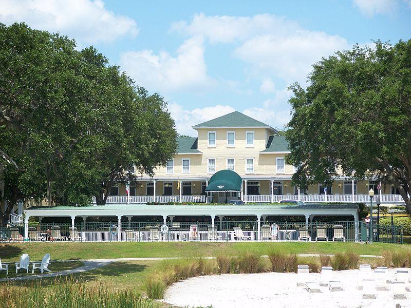 Lakeside Inn in Mount Dora