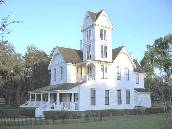 Mote-Morris House, Leesburg, Florida