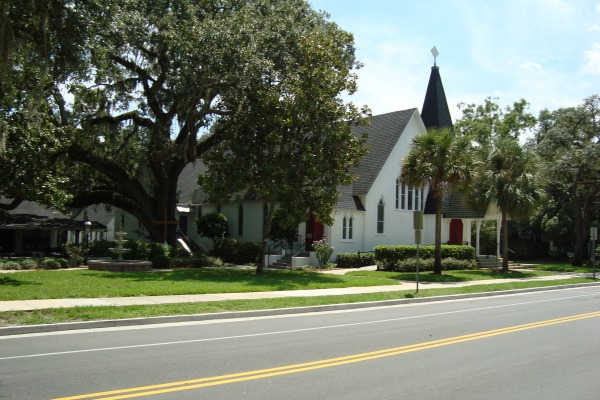St James Episcopal Church, Leesburg, Florida