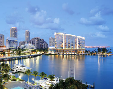 Mandarin Oriental Miami Florida