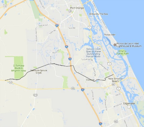 101 Florida Road Trips f the Beaten Path With Route Maps