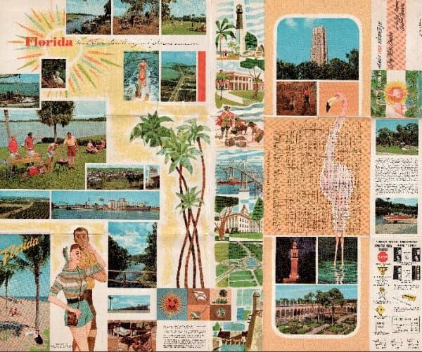 Florida 1959 - Promotional Material