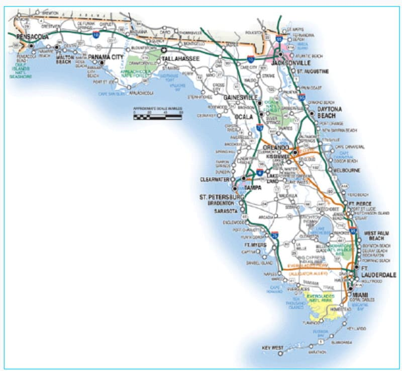 Florida Travel Guide: Off the Beaten Path Places and Things to Do