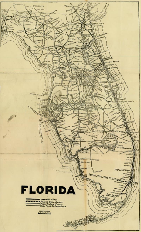 Florida 1921 - Florida Memory
