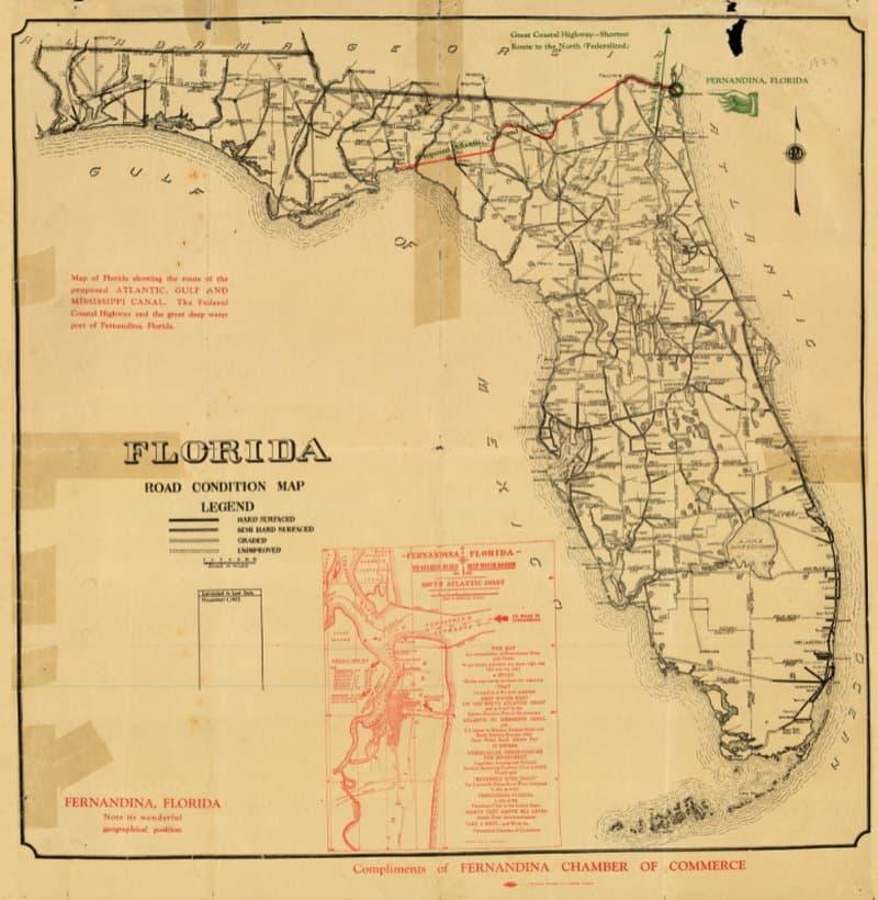 Florida 1923 - Florida Memory