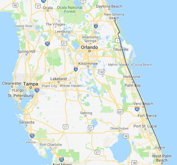 Road Trip: Historic Florida Towns on the Indian River Lagoon on