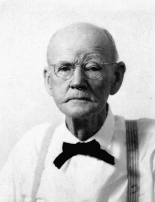 Quincy, Florida Banker Mr. Munroe