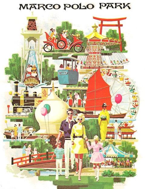 Marco Polo Park Couldn T Survive Walt Disney World