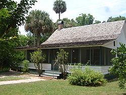 Marjorie Kinnan Rawlings House in Cross Creek