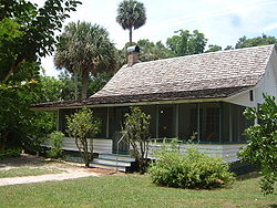 Marjorie Kinnan Rawlings House in Cross Creek
