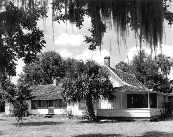 Cross Creek, Florida.  Marjorie Kinnan Rawlings House