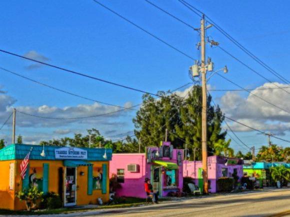 Pine Island Florida Restaurants