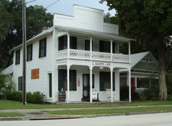 L. Baldwin and Sons Store in Melrose, Florida