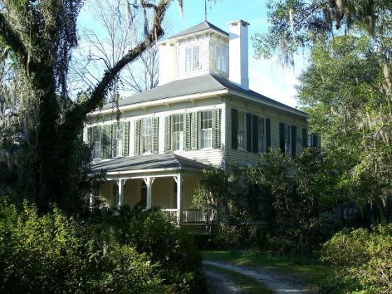 Monticello Florida John Denham House