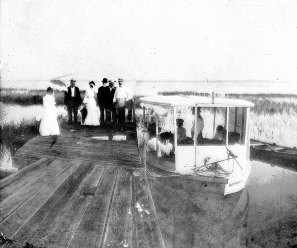 Mount Dora Chautauqua Landing Dock