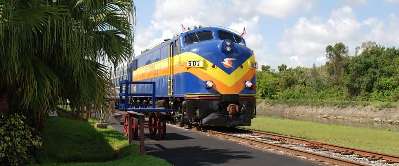 Seminole Gulf Mystery Murder Train, Fort Myers