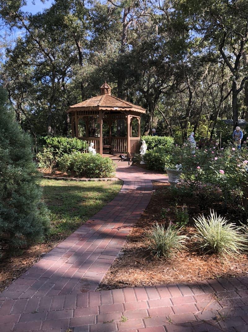 Naturecoast Botanical Gardens A Secret Oasis In Spring Hill