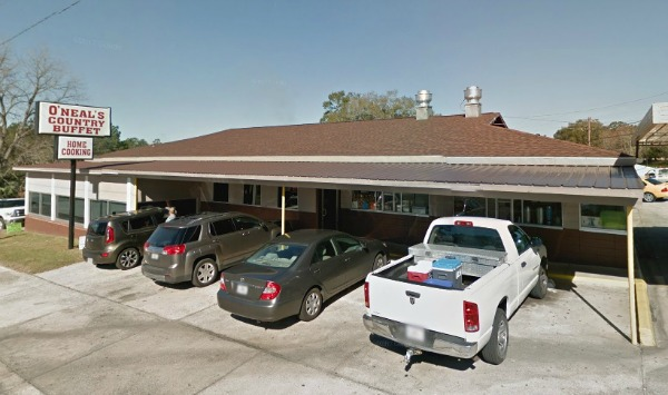 O'Neal's Country Buffet, Madison, Florida