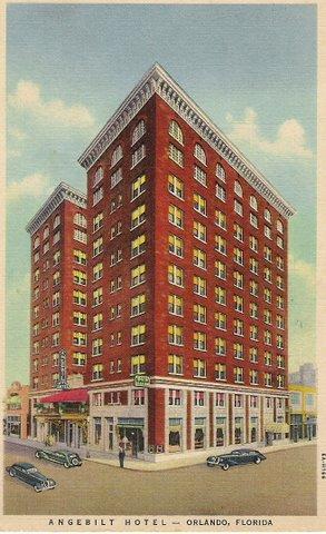 Orlando Florida Angebilt Hotel