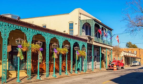 Seville Quarter, Pensacola