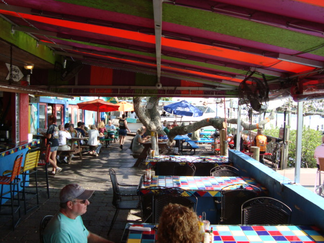 Hidden Treasure Rum Bar and Grill, Ponce Inlet