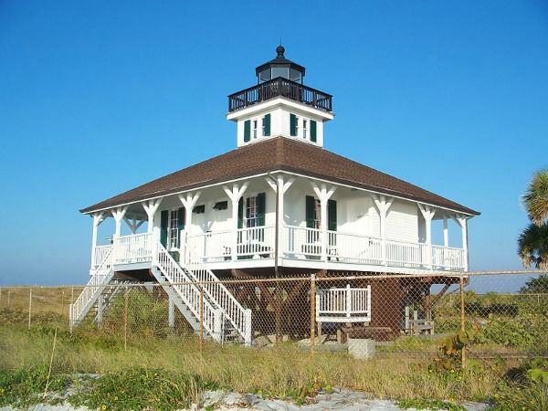 Port Boca Grande Lighthouse