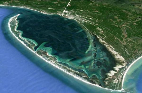 st joe beach florida map Port St Joe Florida Old Paper Mill Town Reinvents Itself